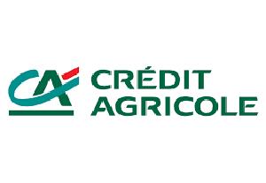 crédit-agricole logo